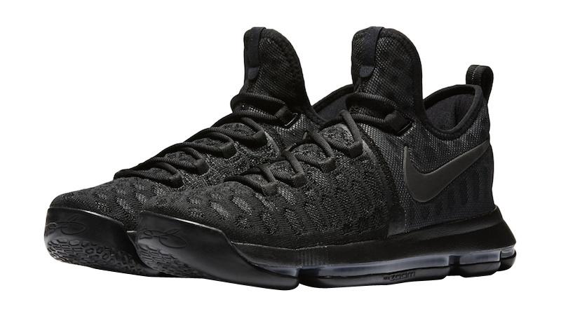 Nike KD 9 - Black Space - KicksOnFire.com