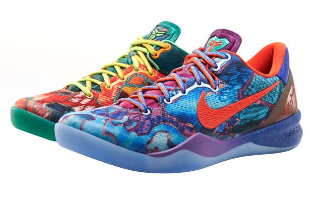 Nike Kobe 8 - What The Kobe
