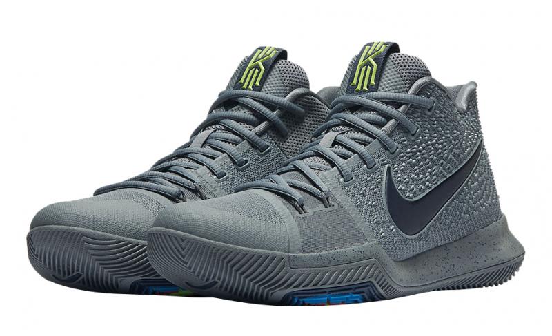 Nike Kyrie 3 Cool Grey - KicksOnFire.com