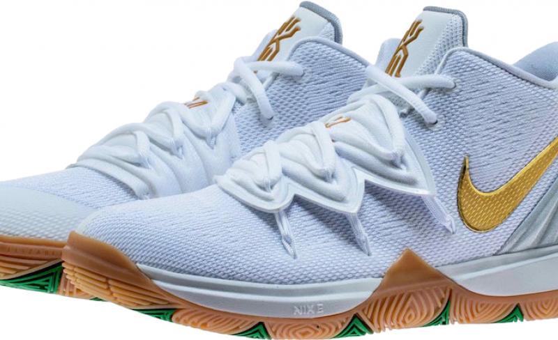Nike Kyrie 5 GS Irish - KicksOnFire.com