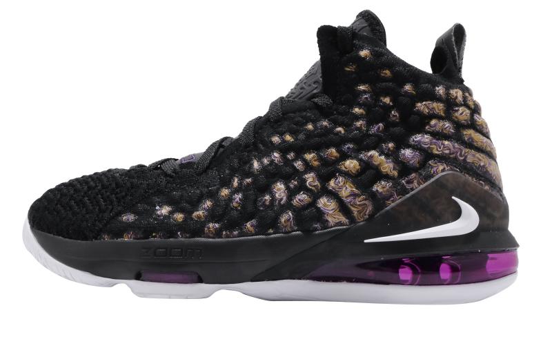 Nike LeBron 17 GS Lakers - KicksOnFire.com