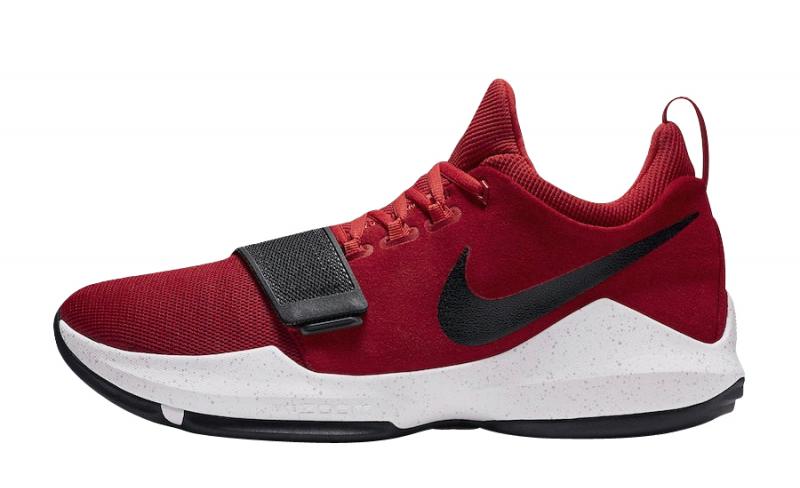 Nike PG 1 University Red - KicksOnFire.com