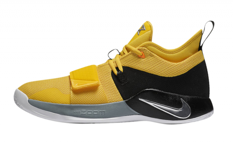 Nike PG 2.5 Yellow Black - KicksOnFire.com