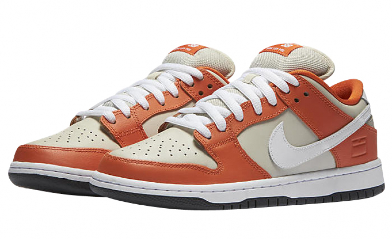 Nike SB Dunk Low - Orange Box