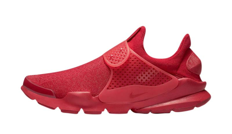 Nike Sock Dart Triple Red - KicksOnFire.com