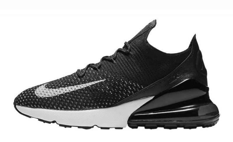 Nike WMNS Air Max 270 Flyknit Black