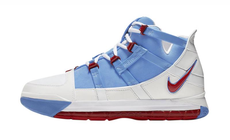 Nike Zoom LeBron 3 Houston All-Star