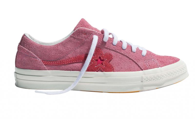 x Converse One Star GOLF Le Fleur Pink